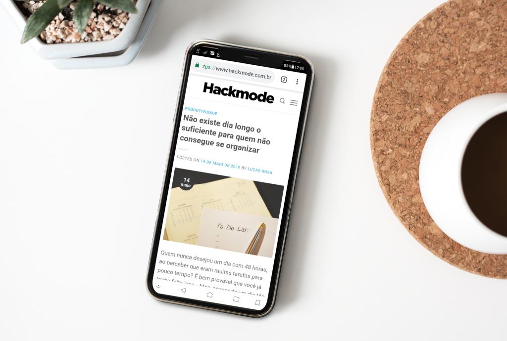 Hackmode: Produtividade, lifehacks e minimalismo